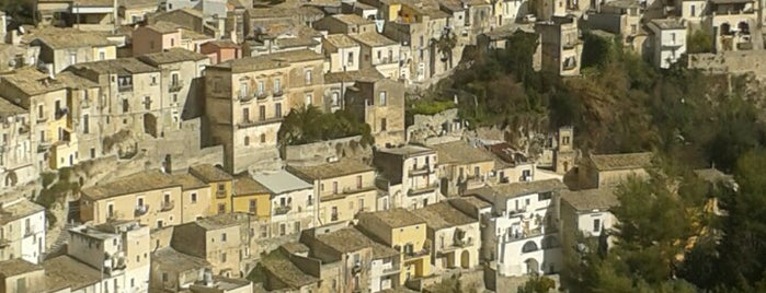 Ragusa Ibla is one of SICILIA - ITALY.