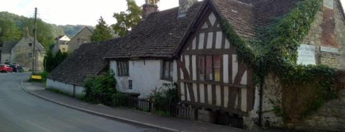 Ancient Ram Inn is one of Paranormal Sights.