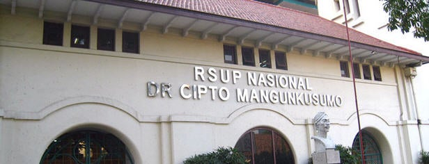 RSUPN Dr. Cipto Mangunkusumo (RSCM) is one of The most haunted places in Jakarta.