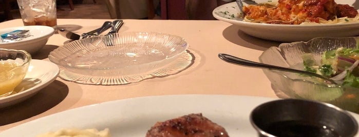 Steak 38 is one of Restaurant - CH.
