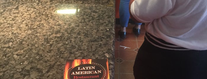 Latin American Restaurant is one of Jersey.