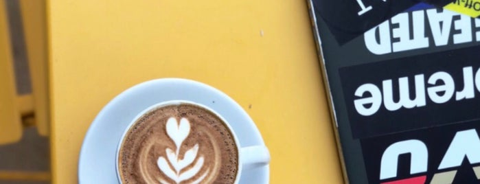 Caffe Luxxe is one of Los Angeles.