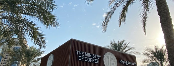The Ministry Of Coffee is one of Lieux qui ont plu à Yousif.