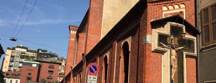 Basilica di Sant'Eufemia is one of Milano turistica.