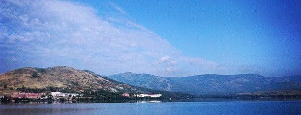 Банное озеро is one of Tempat yang Disukai Vlad.