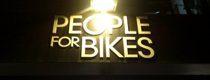 People For Bikes is one of VoltaBikeFriendly.