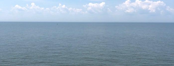 Middle Of The Delaware Bay is one of Posti che sono piaciuti a John.