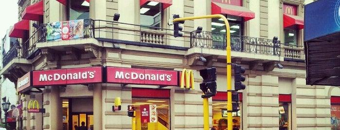 McDonald's is one of Tempat yang Disukai Nat.