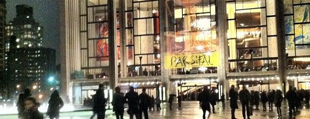 New York City Ballet is one of Manhattan Favorites.