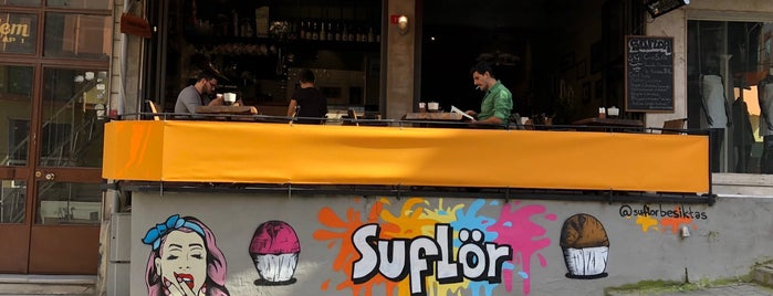 Suflör is one of Istanbul.