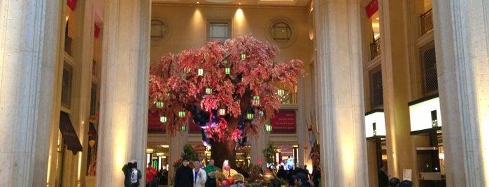 The Palazzo Resort Hotel & Casino is one of Las Vegas.