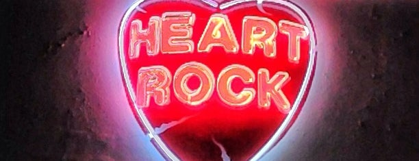 Heart Rock Sushi is one of 20 favorite restaurants.