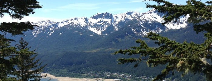 Mount Roberts is one of Juneau.