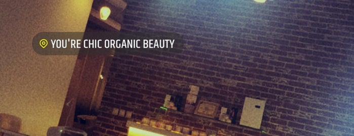 You're Chic Organic Beauty is one of Locais salvos de Queen.