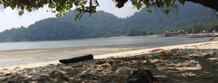 Beachside @ Pangkor Island Beach Resort is one of Malaysia.