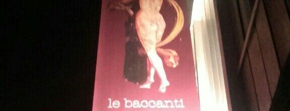 Le Baccanti is one of สถานที่ที่ Vincent ถูกใจ.