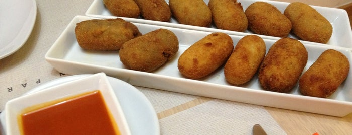 La Croquetta is one of Mym 님이 저장한 장소.