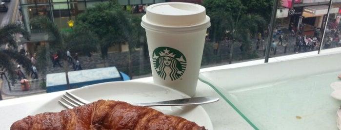 Starbucks is one of Baha'nın Beğendiği Mekanlar.