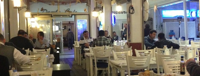 Damla Restaurant is one of Posti salvati di Ay Sema.