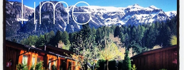 Dolomiti Camping Village & Wellness Resort is one of #trekkingdelbenessere.