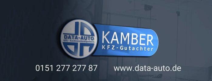 Data-Auto KFZ Gutachter Essen is one of Lieux qui ont plu à Anıl.