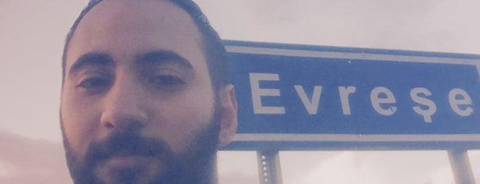 evreşe yolları dar is one of Locais curtidos por F.
