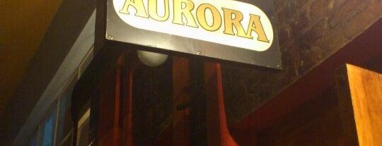 Café Aurora is one of Bares que preciso ir.