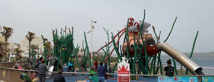 Playground at National Aquarium is one of Valérie : понравившиеся места.