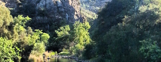 Malibu Creek State Park is one of Lugares guardados de Carl.