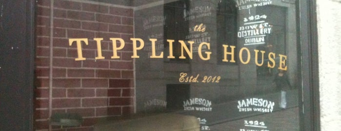 The Tippling House is one of Aberdeen pub crawl.