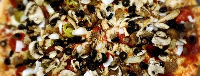 Tony Pepperoni Pizzeria is one of Posti che sono piaciuti a Toni.