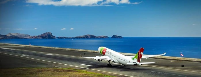 Aeroporto Internacional da Madeira Cristiano Ronaldo (FNC) is one of Madeira 2018/2019.