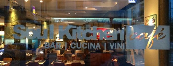 Soul Kitchen is one of สถานที่ที่ Chiaretta ถูกใจ.