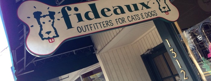 Fideaux is one of Wine Country Faves.