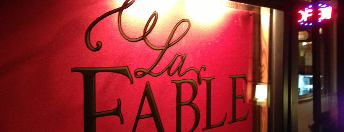 La Fable is one of Oakland To Do List.