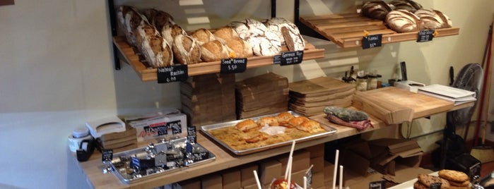 Fournée Bakery is one of East Bay.