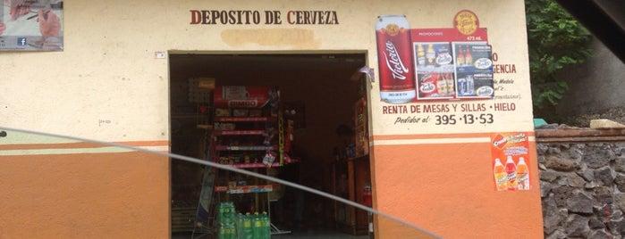 depósito de cerveza is one of Tempat yang Disukai Mildred.