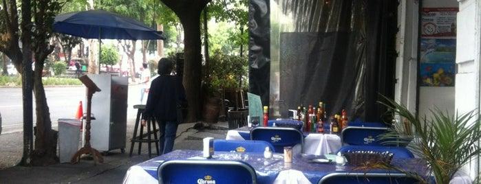 Mariscos La Frontera is one of Foodie.