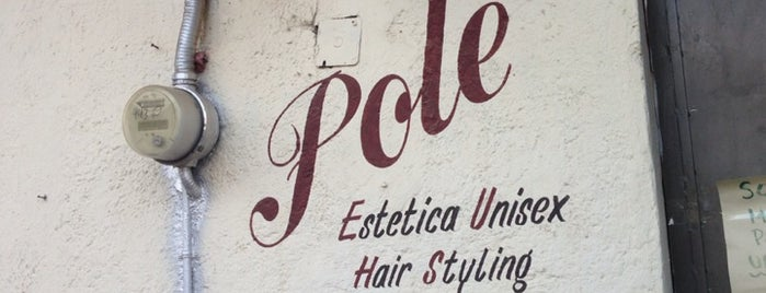 Estética Polé Hair Saloon is one of Posti che sono piaciuti a Mildred.