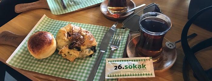 26.Sokak Fırın&Cafe Bahçeşehir is one of Tempat yang Disukai Murat Selim.