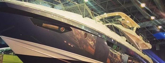 CNR Avrasya Boat Show 2015 is one of Op Dr'ın Beğendiği Mekanlar.