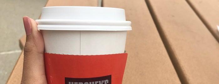 Hershey's Cocoa & Coffee is one of Hersheys.