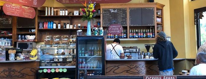 Fairfax Coffee Roastery is one of Posti che sono piaciuti a California.