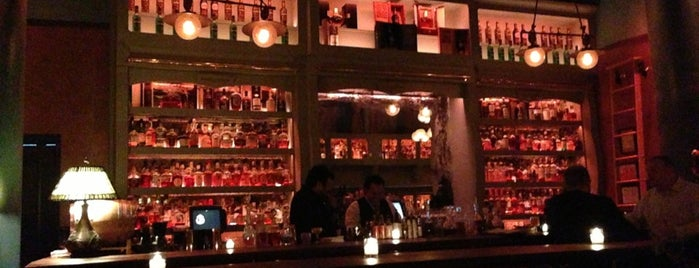 The Flatiron Room is one of Bars To Try.
