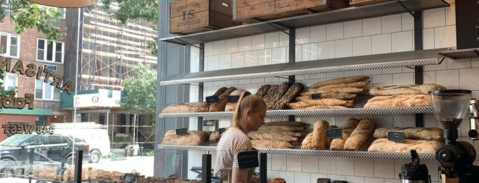 Fabrique Bakery is one of New York - Coffee.
