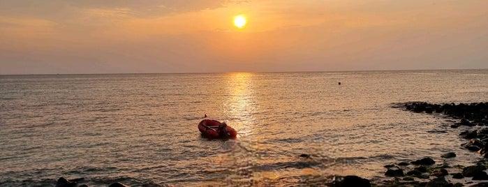 한담해안산책로 is one of Jeju Island.