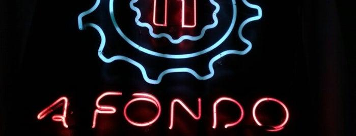 11 a Fondo is one of Bicicleterías de Buenos Aires.