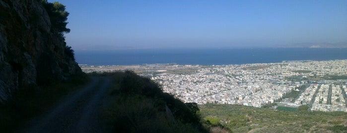 Υμηττός ´Ανω Γλυφάδα is one of Orte, die Tasos gefallen.