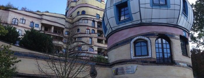 Hundertwasserhaus Waldspirale is one of Darmstadt - must visit.