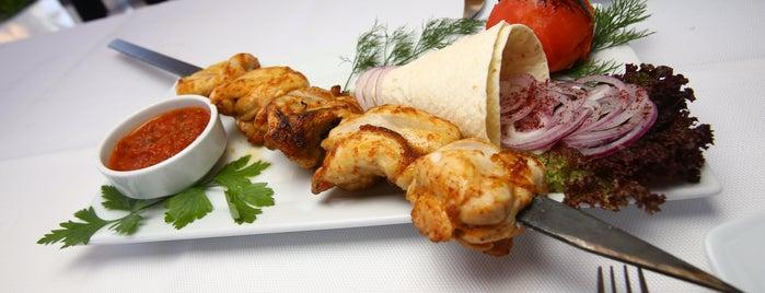 Klub Kristall Restaurant is one of Best Far East Restaurants In Turkey.
